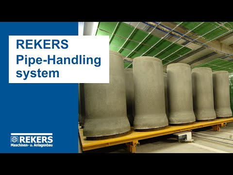 REKERS Pipe-Handling System