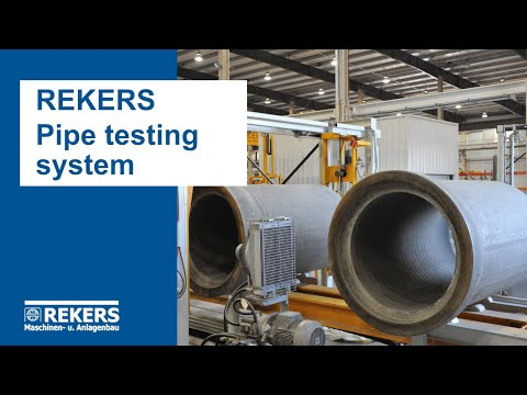 REKERS Pipe Testing System