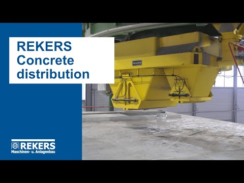 REKERS Concrete Distribution